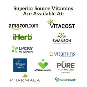 superior source buy vitamins