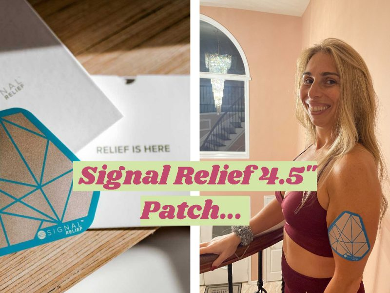 Signal Relief 4.5_ Patch